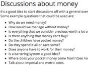 Money And Mobiles
