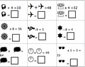 math worksheet : maths  key stage 2  algebra  algebra 2 : Key Stage 2 Maths Worksheets To Print