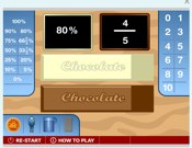 Fractions Methods Game