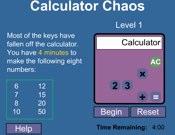 Calculator Chaos