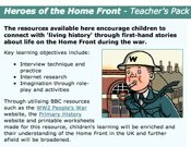 Heroes Of The Home Front