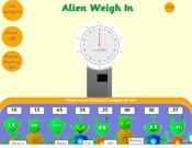 Alien Weigh In