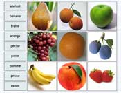 Fruit Labelling In French
