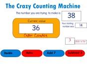 Crazy Counter