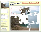 Coastal Features Jigsaw