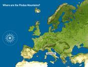 Mountain Ranges Of Europe