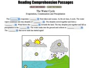 Comprehension Passages