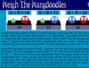 Weigh The Wangdoodles