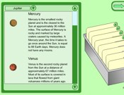 Planets - Index Cards