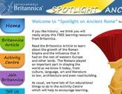 Spotlight On Ancient Rome