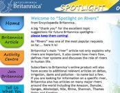 Spotlight On Rivers