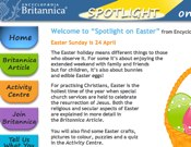 Spotlight On Easter