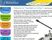 Spotlight On D-Day