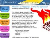 Spotlight On The Olympics