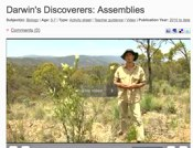 Darwin's Discoverers