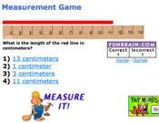 Measurement Game