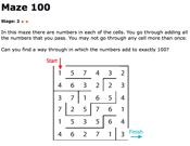 Maths | Key Stage 2 | Problem Solving | Problem Solving 6