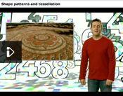 Shape Patterns And Tessellation