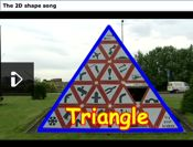 The 2D Shape Song