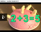 Addition - Number Bonds To 5