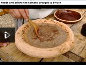 Roman Food And Drink