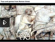Roman Toys And Games