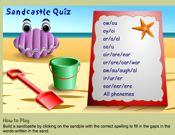 Sandcastle Quiz