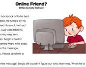 Online Friend?