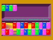 Alphabet Book Game