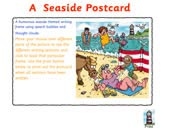 Seaside Postcard