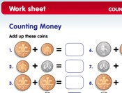 Money KS1 Maths. Learn about money with free to use links to KS1 ...