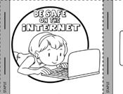 Internet Safety Mini-Book