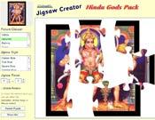 Hindu Gods Jigsaw