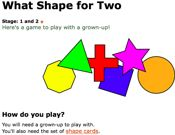What Shape For Two