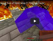 The Great Fire - Minecraft