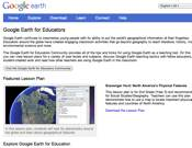 Google Earth Education