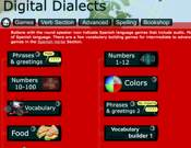 Digital Dialects Spanish
