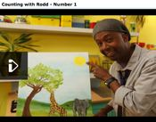 Counting With Rodd - One
