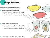 Design A New Pastry Product