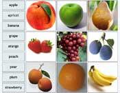 Fruit Labelling