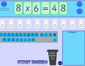 Sticky Numbers