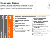 Create Your Own Digizen